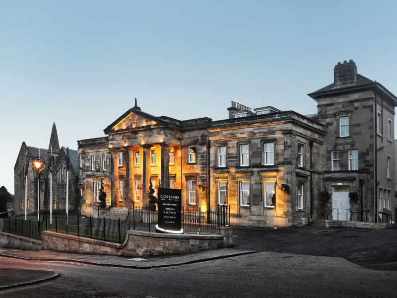 Focus Hotels Management Takes On Stirling Hotel