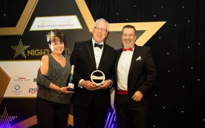 Hilton's Stars Shine at Hospitality Awards