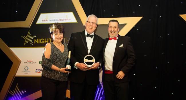 Hilton's Stars Shine at Hospitality Awards